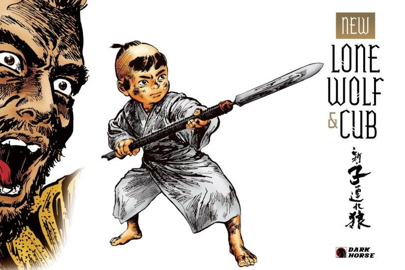 HD Wallpaper | Background ID:540095. 1920x1080 Comics Lone Wolf and Cub