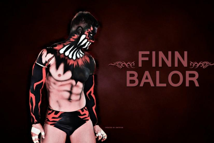 Finn Balor Art Wallpaper Free HD Desktop and Mobile Wallpaper