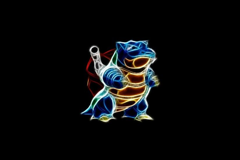 Blastoise Desktop Wallpaper 1920×1080