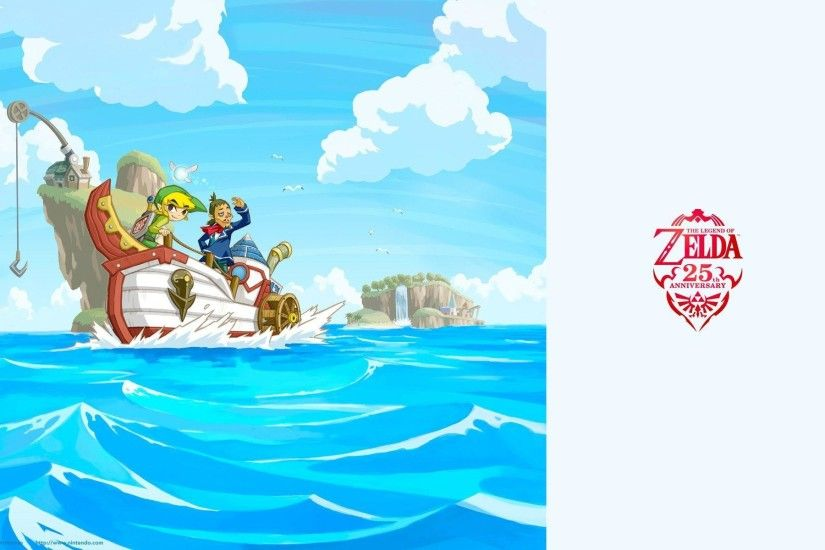 25th anniversary wallpapers - Toon Link Wallpaper (24925106) - Fanpop