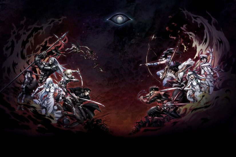 Anime Drifters Wallpaper