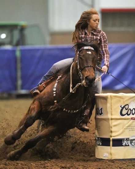 Barrel racing is among the many activities at the Hillsborough County Fair.  HILLSBOROUGH COUNTY FAIR