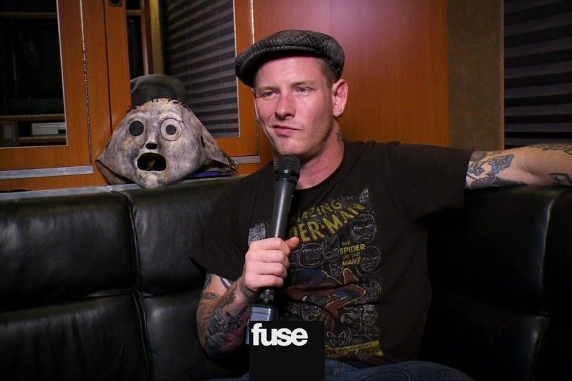 Slipknot's Corey Taylor Torches GRAMMYs, Says They 'Disrespected' Metallica  - Fuse