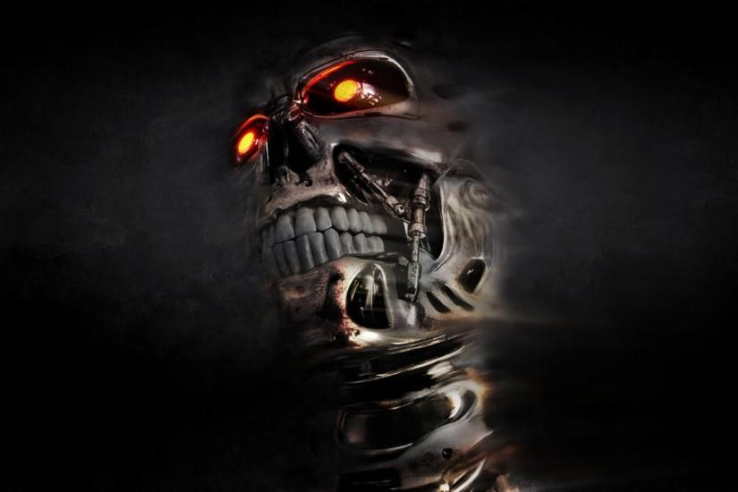 Terminator Wallpaper, Terminator Movie 14