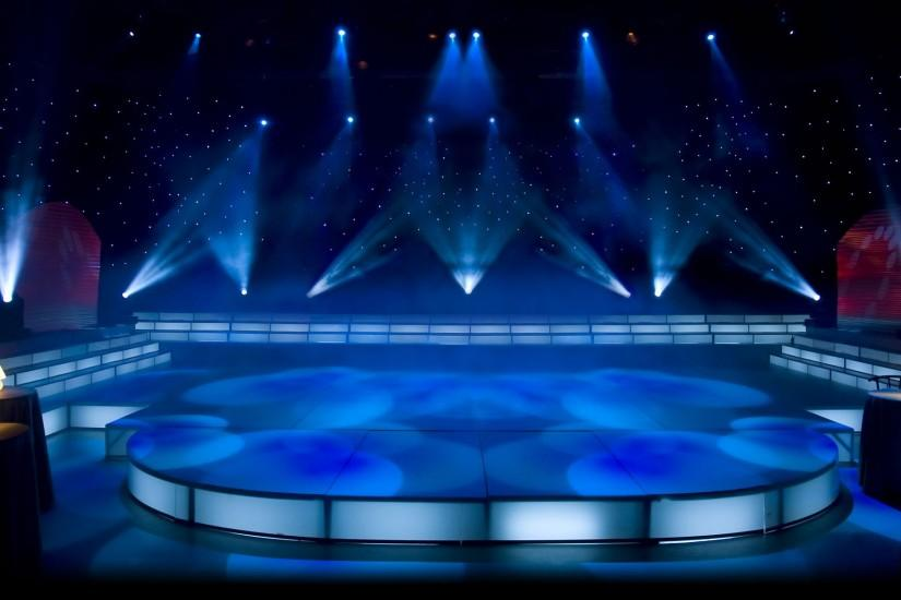 empty stage with spotlight | Concert Stage Background Empty Concert stage