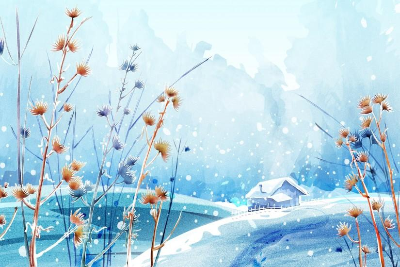 download winter backgrounds 1920x1200 large resolution