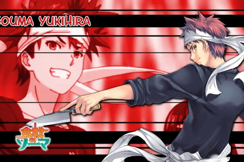 shokugeki no soma wallpaper 1920x1080 for android 40