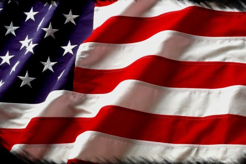 15 HD American Flag Desktop Wallpapers For Free Download