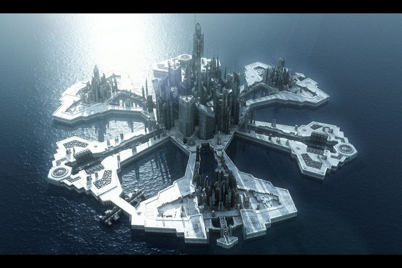 Stargate Atlantis Stargate Atlantis Wallpaper At 3d Wallpapers
