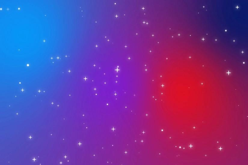 Sparkly white light particles moving across a red purple blue gradient  background imitating night sky full of stars Motion Background - VideoBlocks