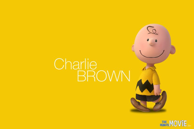 The Peanuts Movie HD wallpaper: Charlie Brown