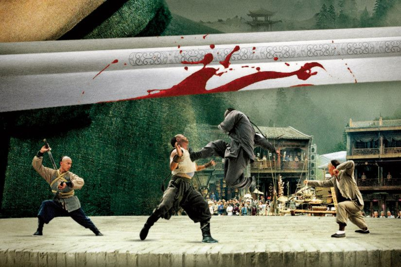 FEARLESS Jet Li Shido Nakamura Betty Sun Yong Dong martial arts wallpaper |  1920x1080 | 145597 | WallpaperUP