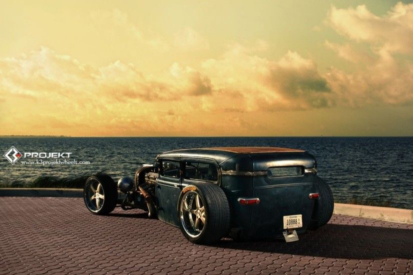 1931 K3-Projekt Ford Model-T rat rod hot rods retro q wallpaper | 1921x1200  | 86601 | WallpaperUP
