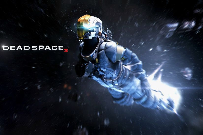 Dead Space Rocket Suit