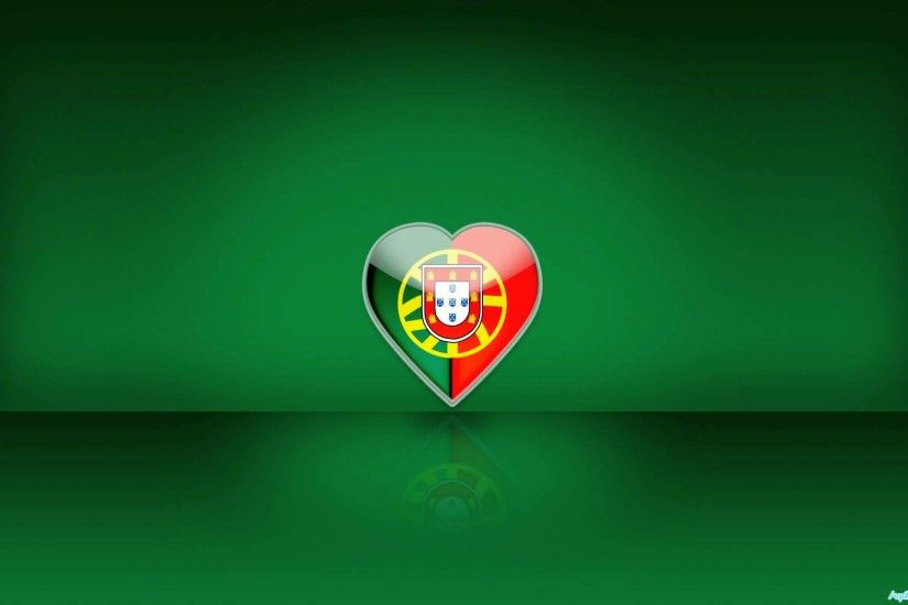 Download this Wallpaper · Wallpapers Germany Hd Logo Green Red Portugal National  Football Team 2560x1600 ...