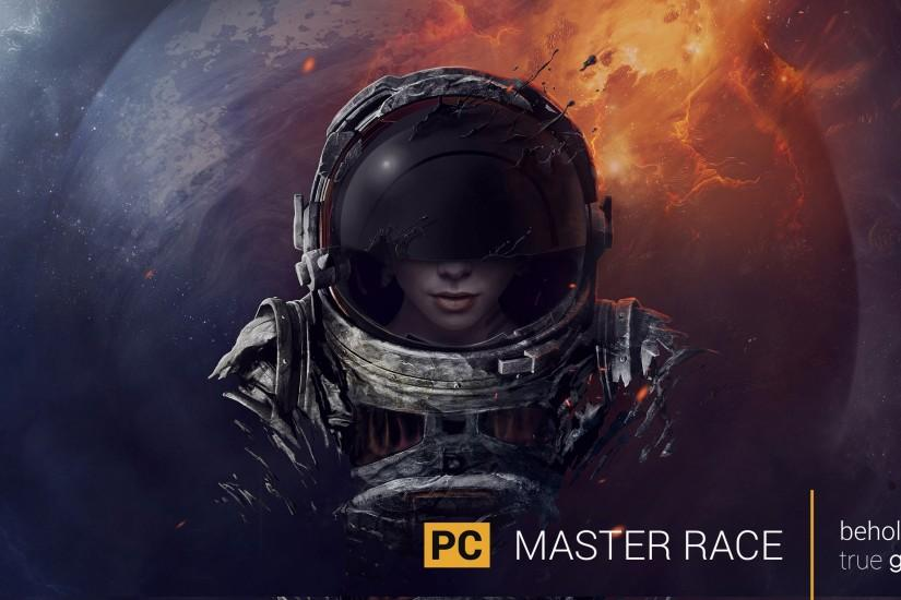 full size pc master race wallpaper 2560x1440