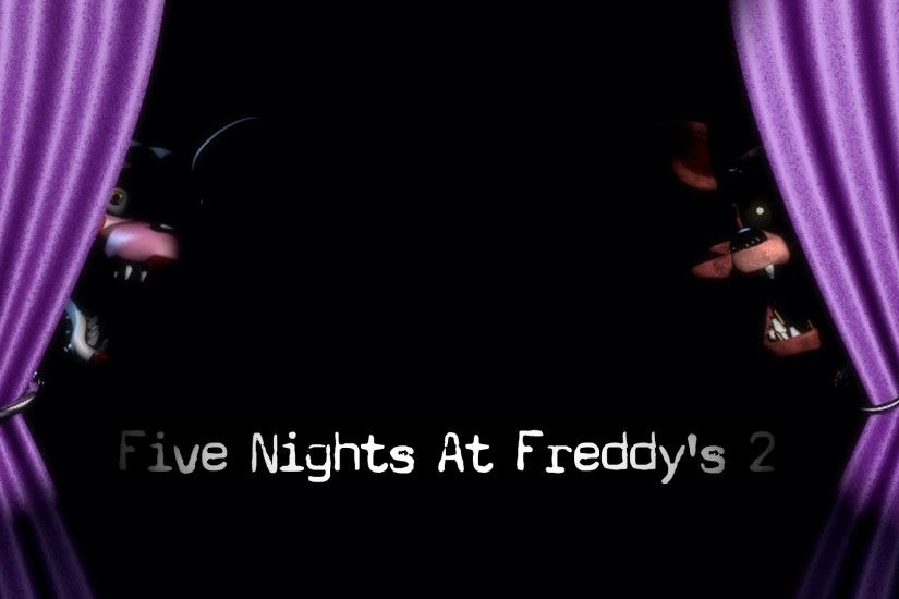 Five Nights At Freddys 2 Official Poster #2 by  ProfessorAdagio.deviantart.com on