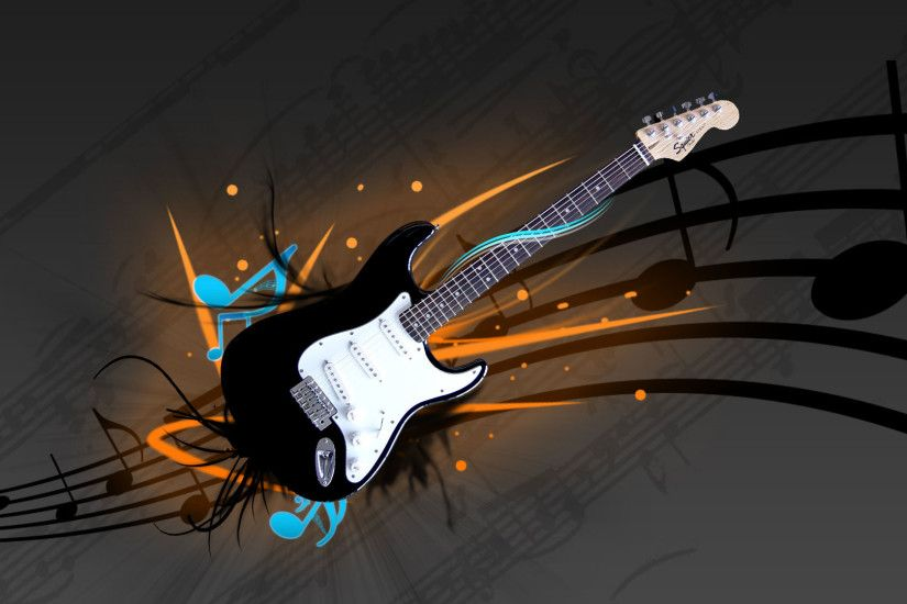 Cool Guitar Backgrounds (50 Wallpapers)
