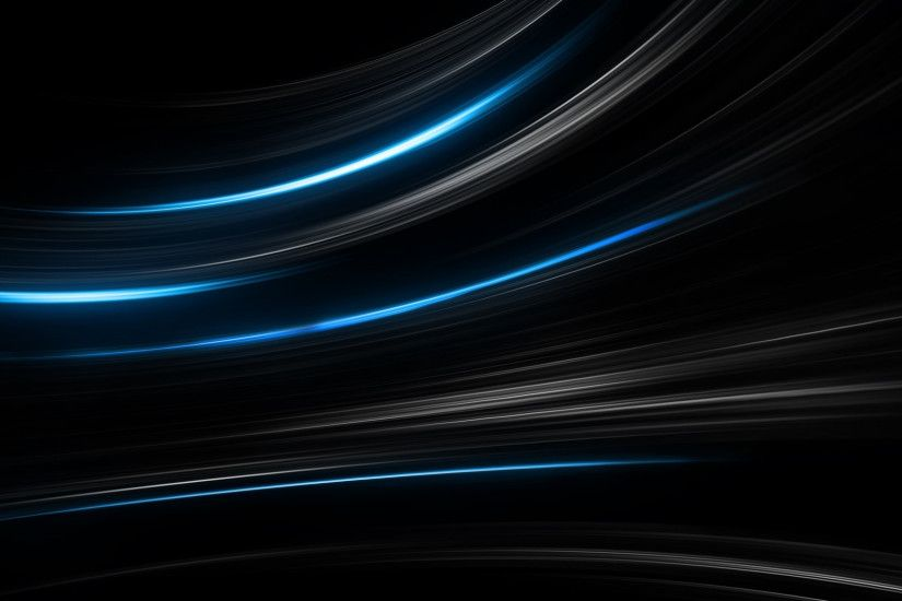 2560x1600 Wallpaper black, blue, abstract, stripes