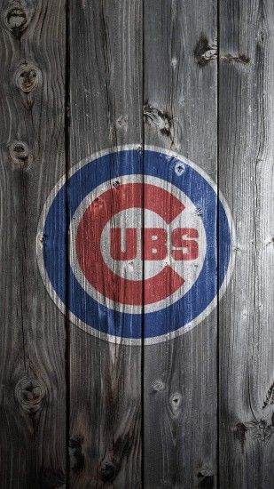 ... Chicago Cubs Wood Background For Iphone 7 Plus Hd within Chicago Cubs  Phone Wallpapers .