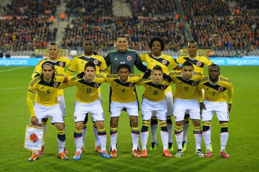 Group C Colombia – 2014 World Cup