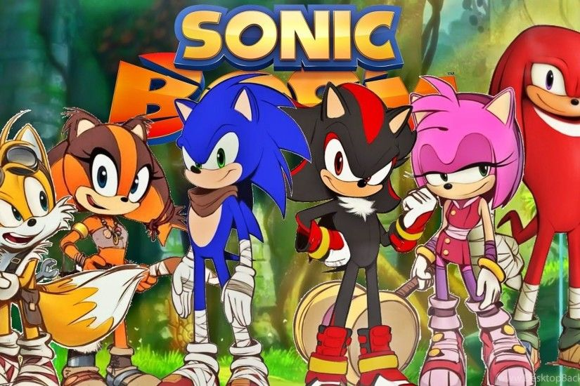 Sonic Boom Episodes 23 Let's Play Musical Friends S01E23 YouTube