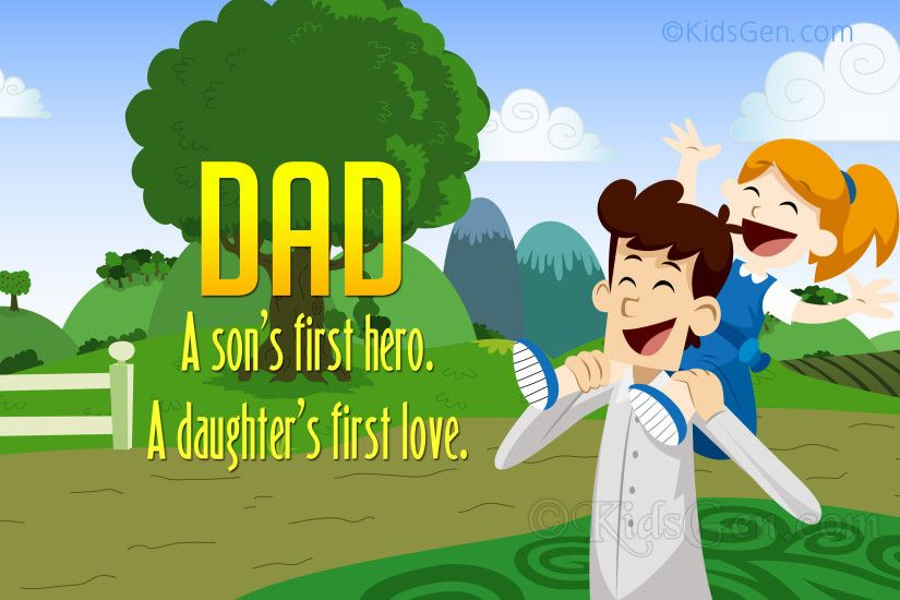 Fathers Day HD Wallpaper 8