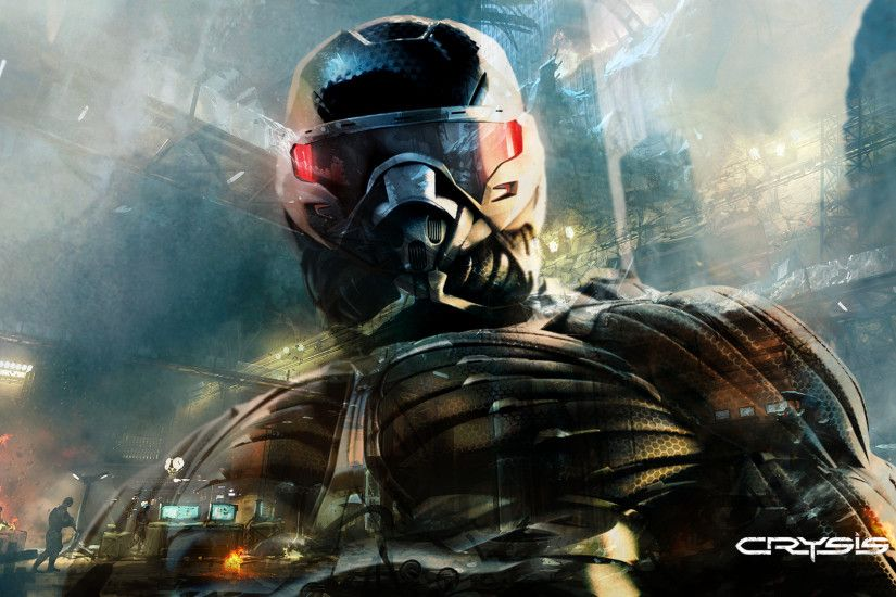 ... Wallpapers of Crysis Game High Quality ...