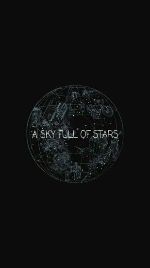 Coldplay Wallpapers, Coldplay fondos de pantalla, Coldplay A Sky Full Of  Stars, Fondos