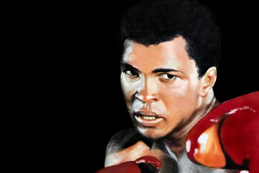 Muhammad Ali | Full HD Desktop Wallpapers 1080p