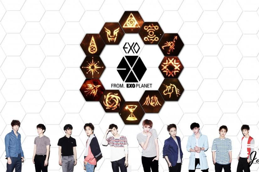 new exo wallpaper 3376x1841 for pc