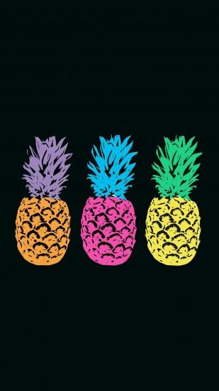 new pineapple background 1080x1920
