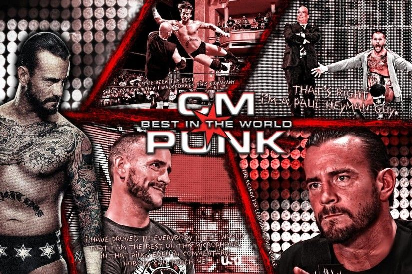 WWE CM Punk Wallpapers - Wallpaper Cave