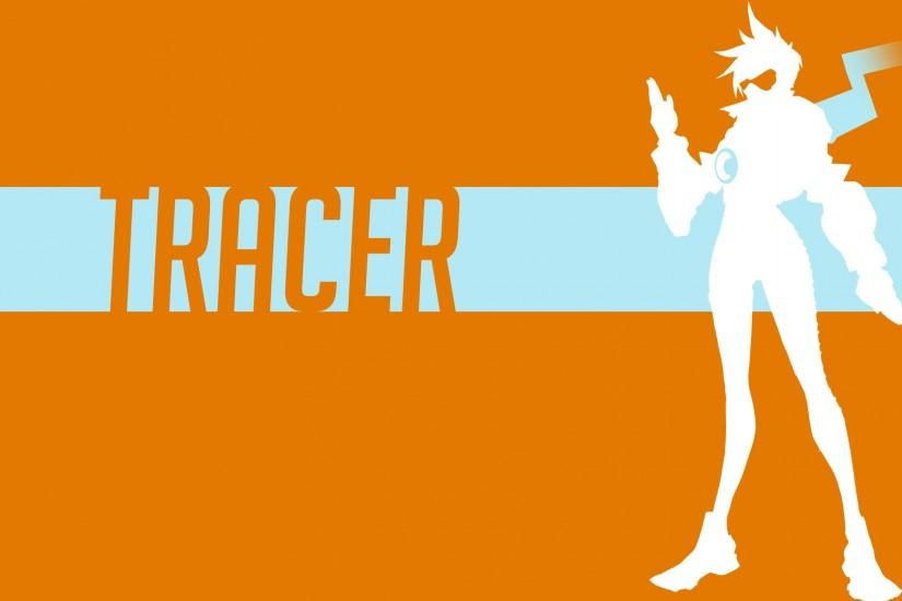 popular overwatch tracer wallpaper 1920x1080 laptop