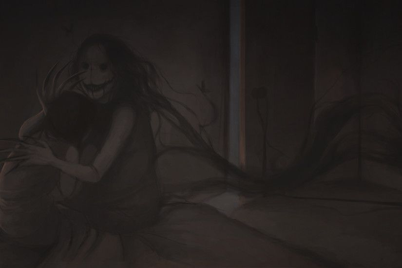 Dark - Creepy Wallpaper