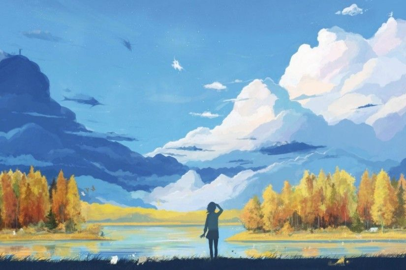 wallpaper.wiki-Anime-Landscape-Wallpaper-HD-Free-Download-