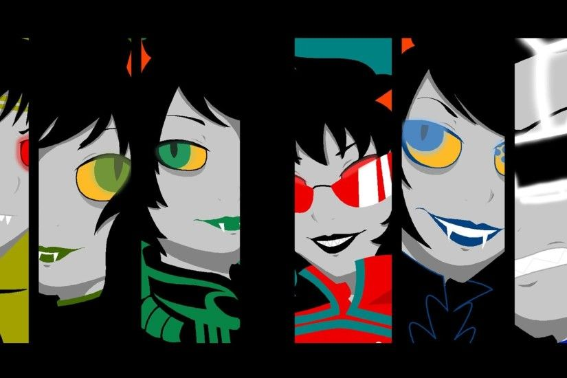 Homestuck Iphone Wallpaper Trolls | www.galleryhip.com .