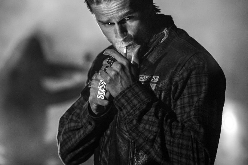 2048x2048 Wallpaper sons of anarchy, jax teller, charlie hunnam