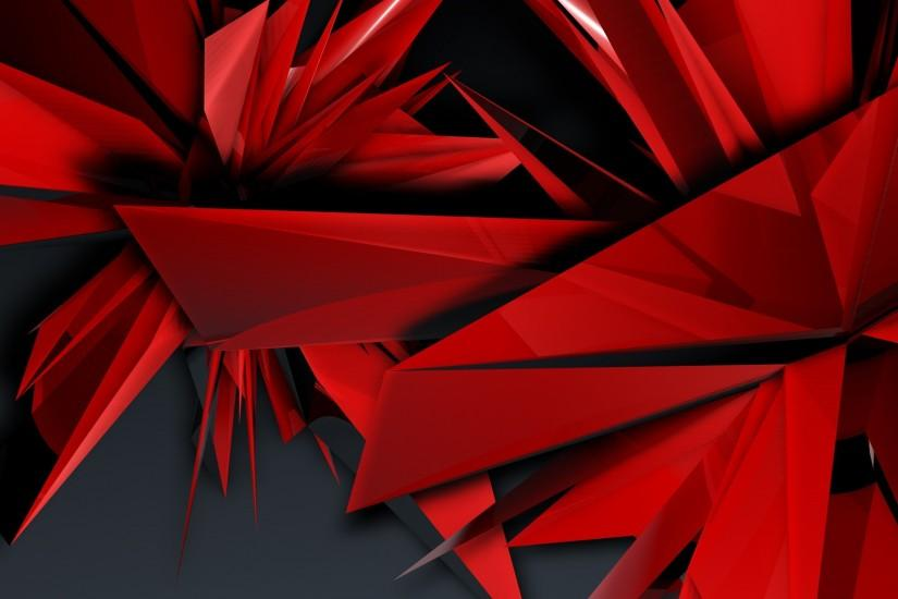 Abstract Red Wallpaper 1920x1200 Abstract, Red, Artwork