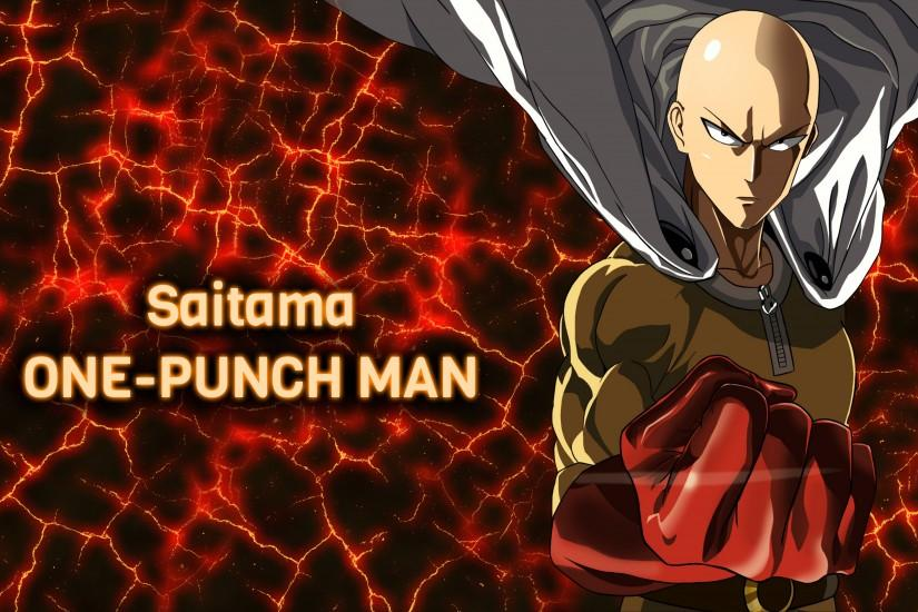free one punch man wallpaper 3840x2160 for ipad pro