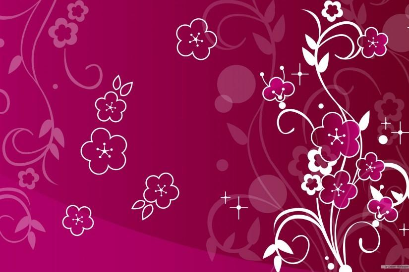 download flower background 1920x1200 for windows 7