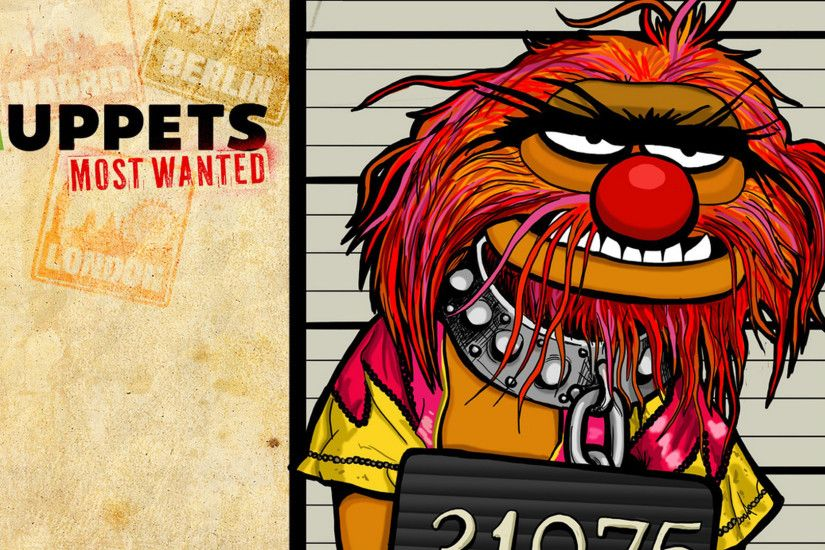 animal muppets most wanted