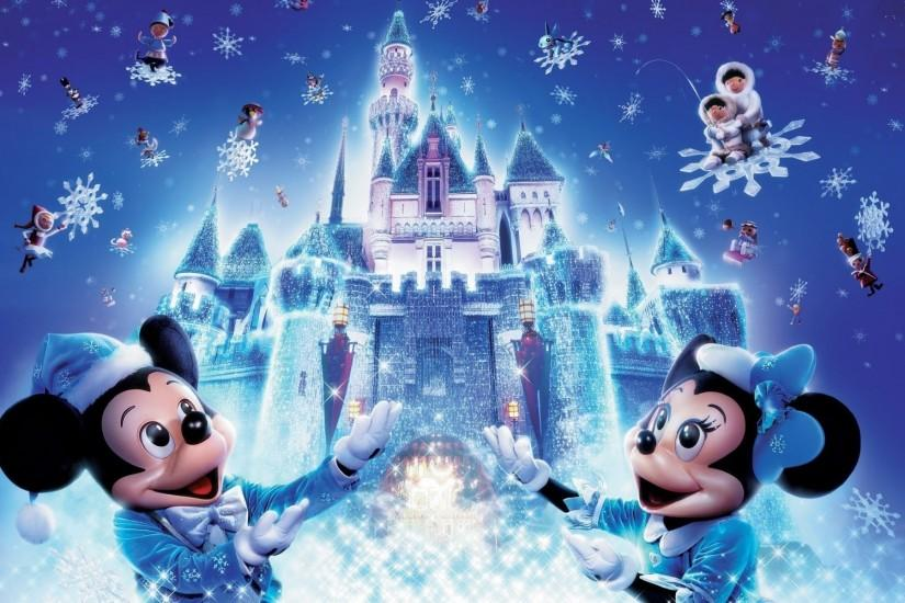 Mickey And Minnie Christmas Wallpaper 1080X1920 - image #792460