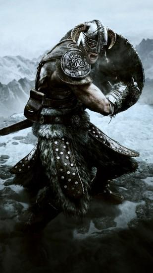 Preview wallpaper skyrim, dragonborn, the elder scrolls v skyrim, the elder  scrolls,