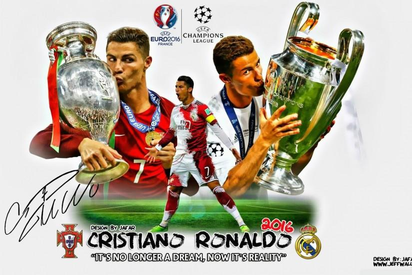CRISTIANO RONALDO 2016 HD desktop wallpaper : High Definition : Mobile
