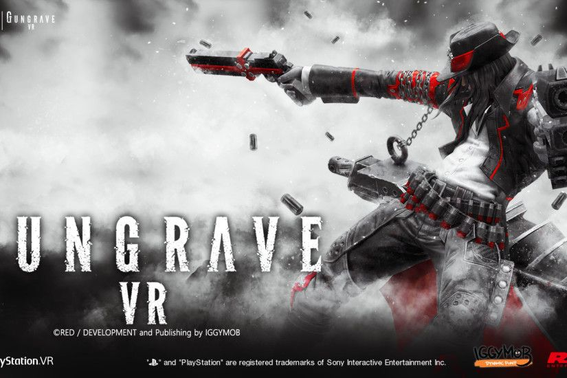 [PS VR] GUNGRAVE is coming to North America! Come check us out at