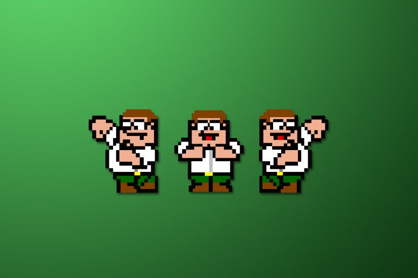 Family Guy Peter Griffin Pixel Art ...