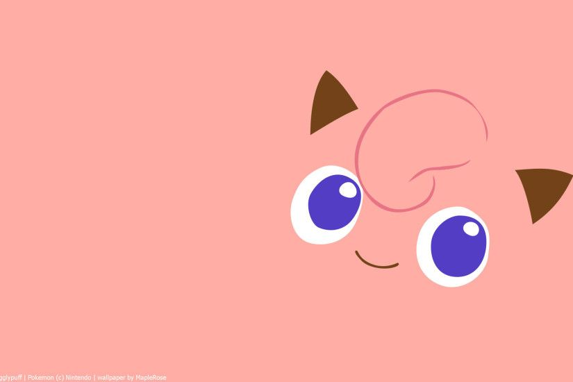 Jigglypuff Pokemon HD Wallpapers