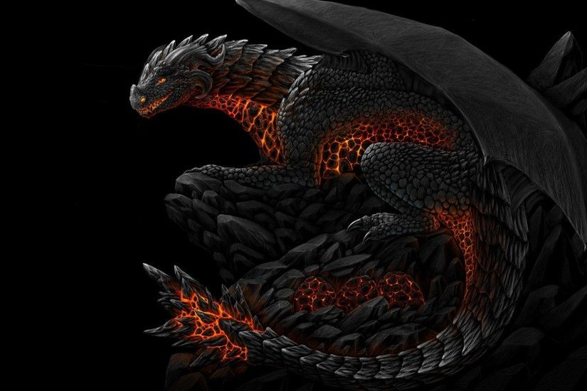 Black Dragon HD Wallpapers For Pc with ID 10120 on Abstract category in  Amazing Wallpaperz. Black Dragon HD Wallpapers For Pc is one from many Best  HD ...