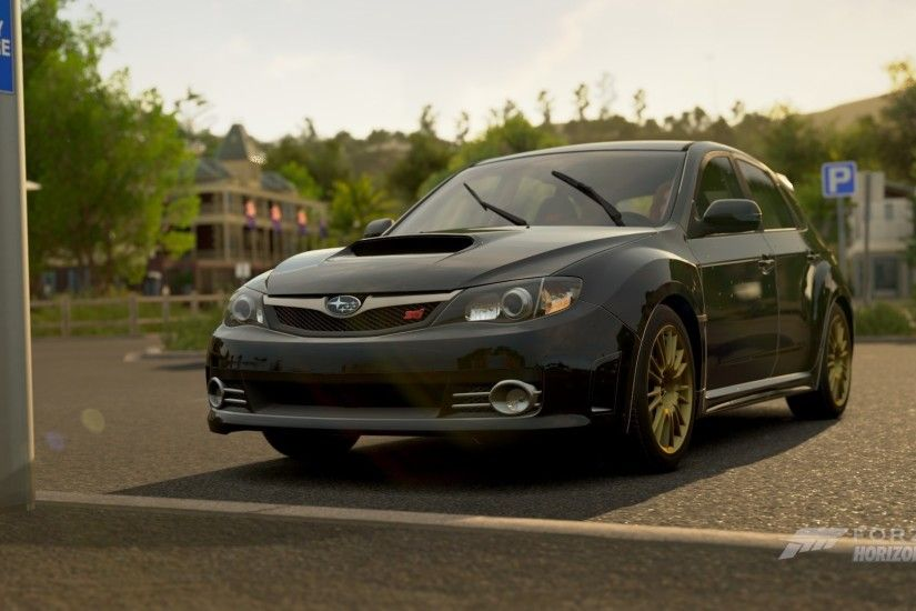Video Game - Forza Horizon 3 Subaru Subaru Impreza WRX STI Wallpaper